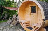projekt sauna
